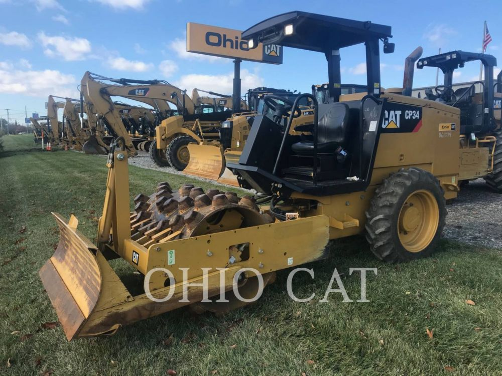 Detail photo of 2016 Caterpillar CP34 from Construction Equipment Guide