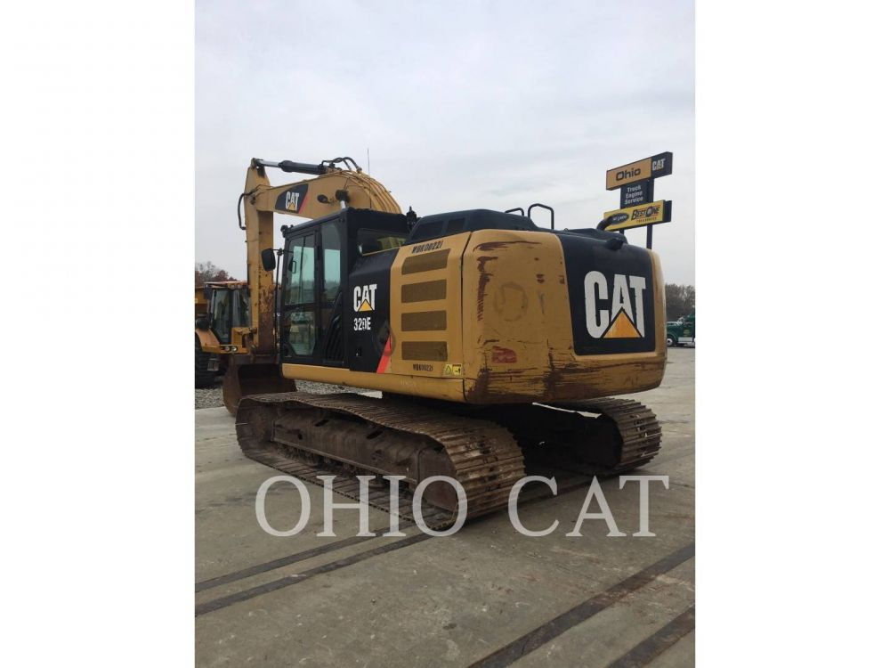 Detail photo of 2012 Caterpillar 320E from Construction Equipment Guide
