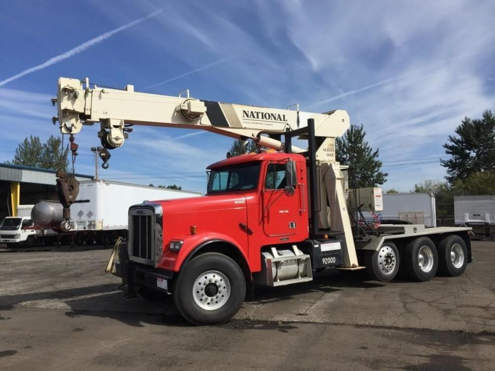 Detail photo of 2000 FREIGHTLINER FLD120 CLASSIC from Construction Equipment Guide