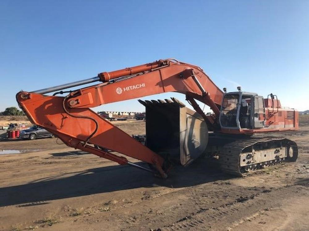 Detail photo of  Hitachi EX700 from Construction Equipment Guide