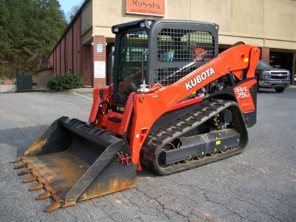 Detail photo of 2016 Kubota SVL75-2 from Construction Equipment Guide