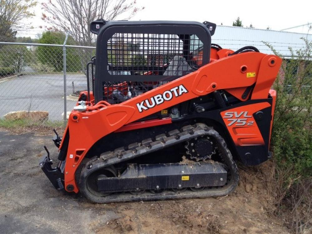 Detail photo of 2016 Kubota SVL75-2W from Construction Equipment Guide