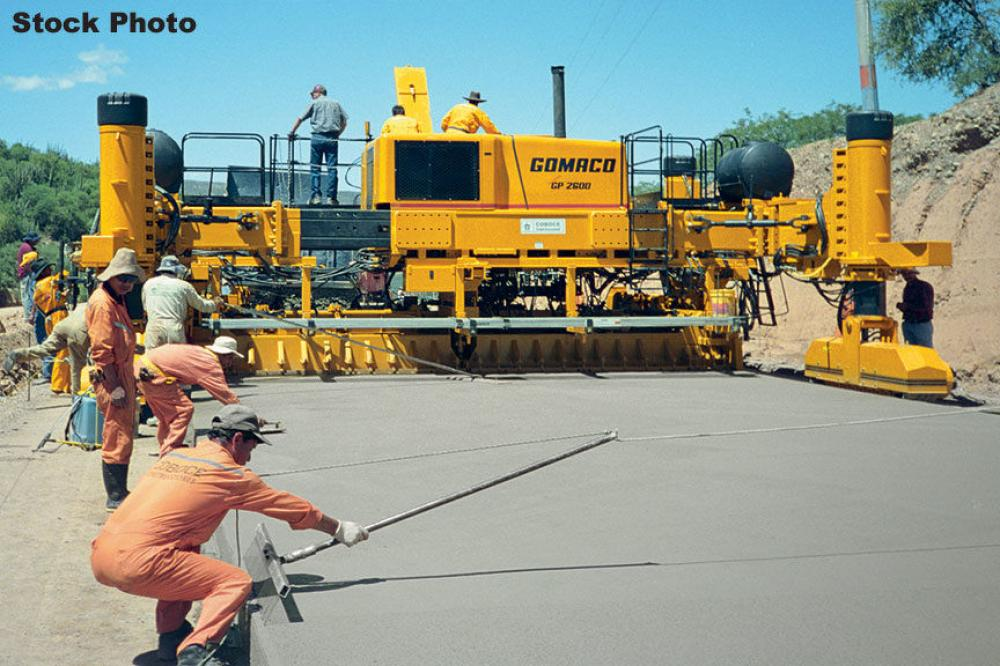 Detail photo of 1999 Gomaco GP2600 from Construction Equipment Guide