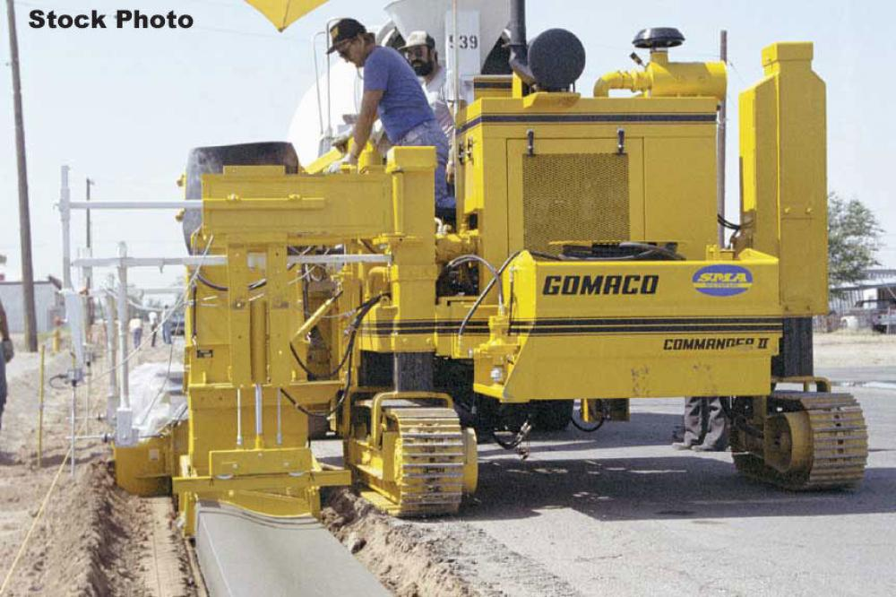 Detail photo of 1999 Gomaco GT6200 COMMANDER II from Construction Equipment Guide