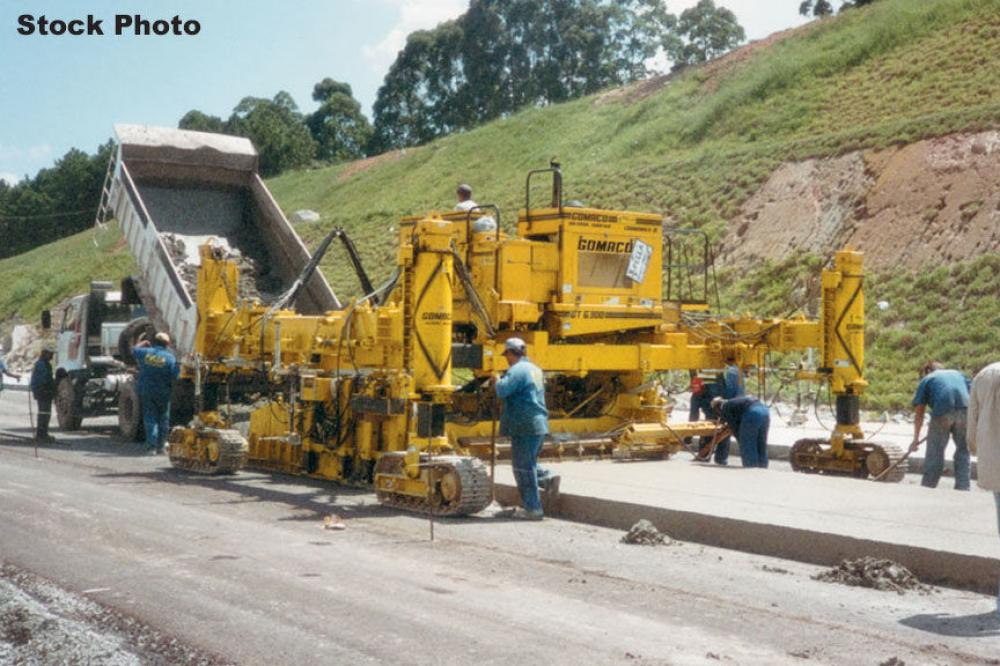 Detail photo of 1999 Gomaco GT6300 from Construction Equipment Guide