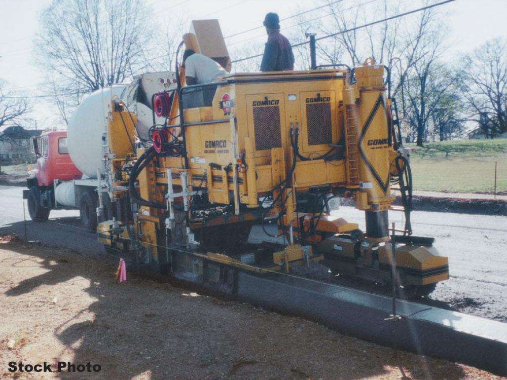 Detail photo of 1997 Gomaco GT-6300 III from Construction Equipment Guide