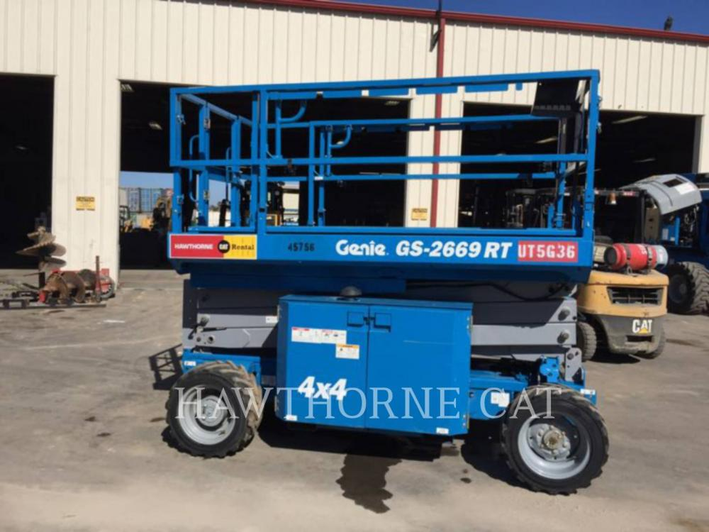 Detail photo of 2013 Genie GS-2669 RT from Construction Equipment Guide