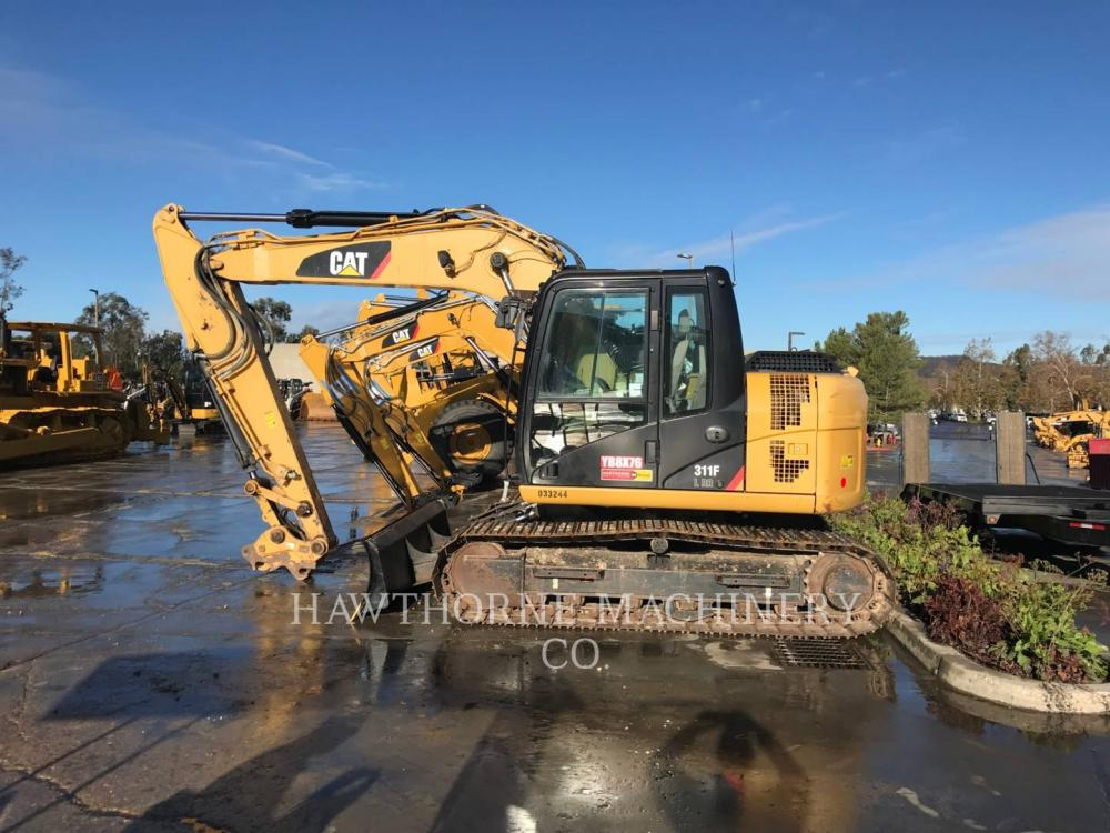 Detail photo of 2014 Caterpillar 311F RR from Construction Equipment Guide