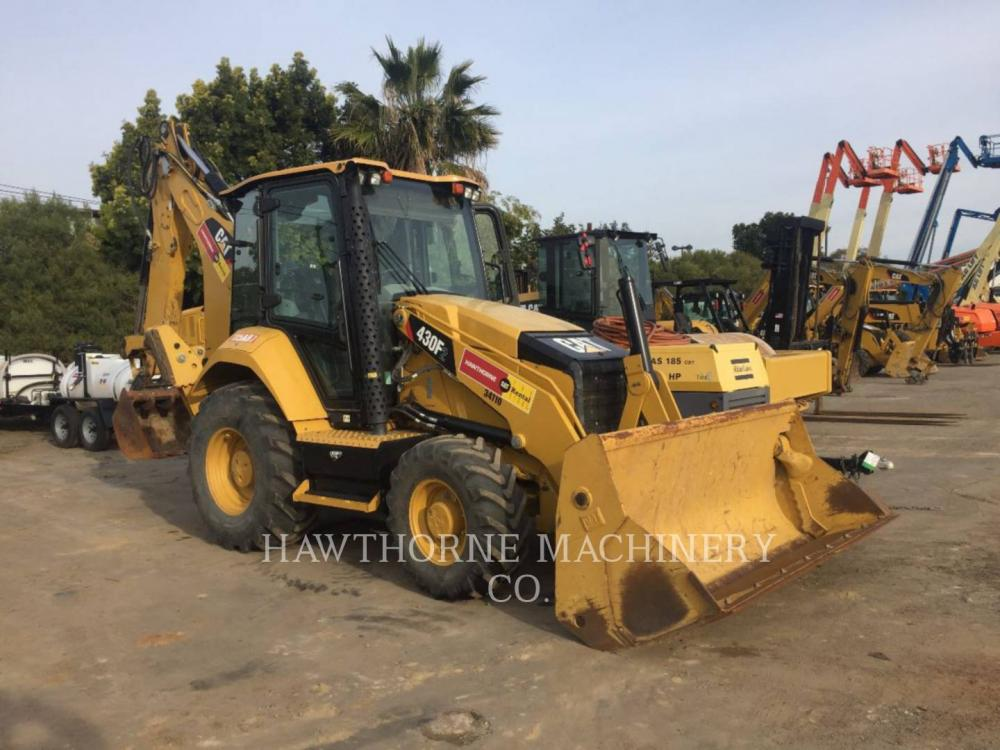 Detail photo of 2016 Caterpillar 430F II from Construction Equipment Guide