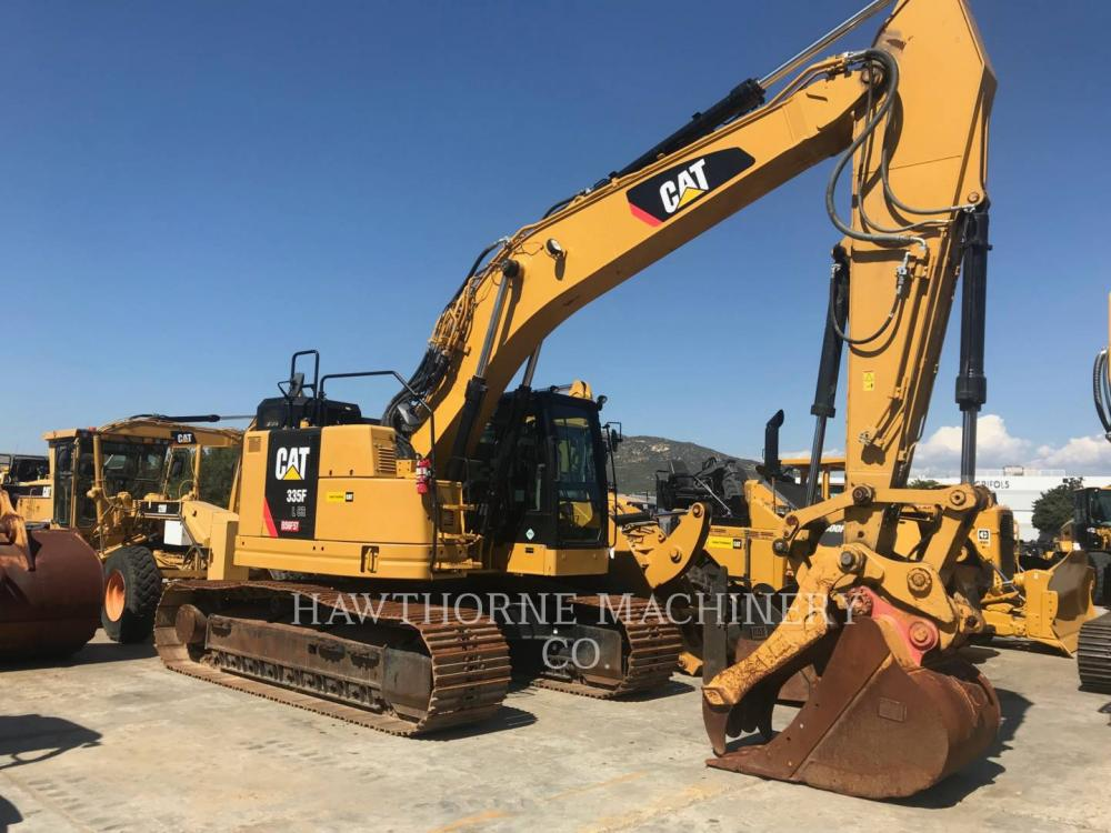 Detail photo of 2015 Caterpillar 335F from Construction Equipment Guide