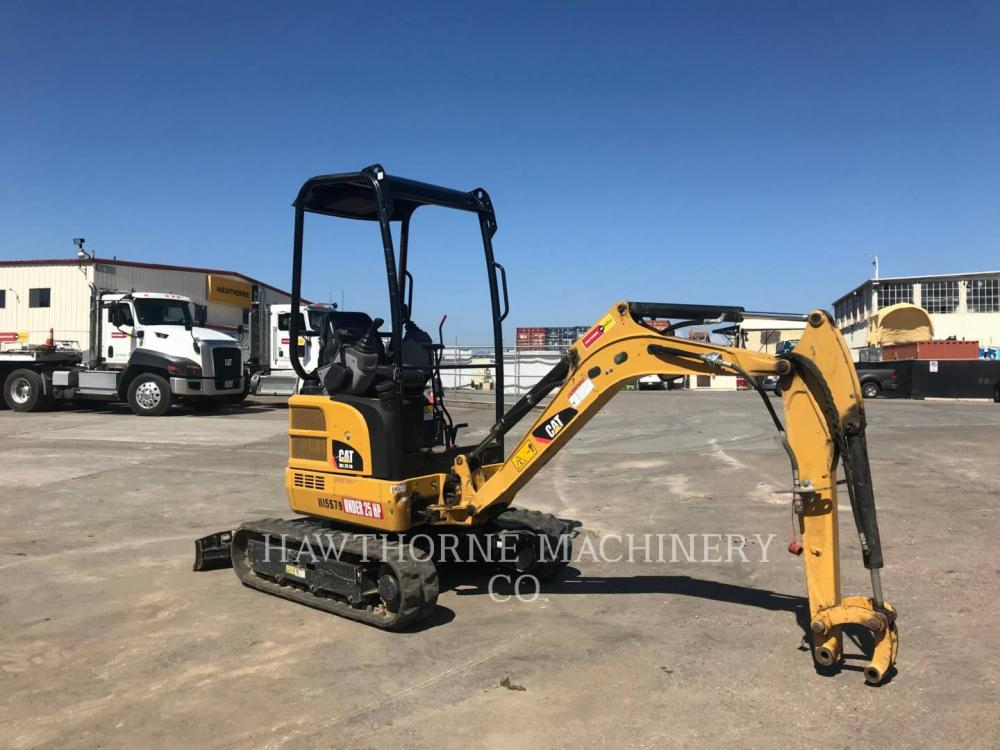 Detail photo of 2016 Caterpillar 301.7D CR from Construction Equipment Guide