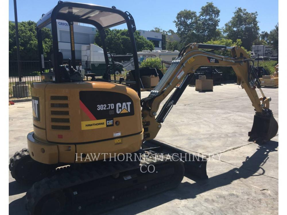 Detail photo of 2014 Caterpillar 302.7D CR from Construction Equipment Guide