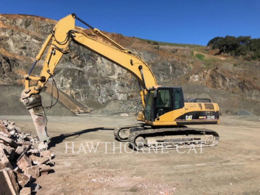 Detail photo of 2007 Caterpillar 324D L from Construction Equipment Guide