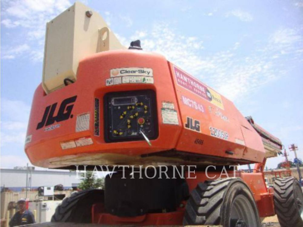 Detail photo of 2011 JLG 1200SJP from Construction Equipment Guide