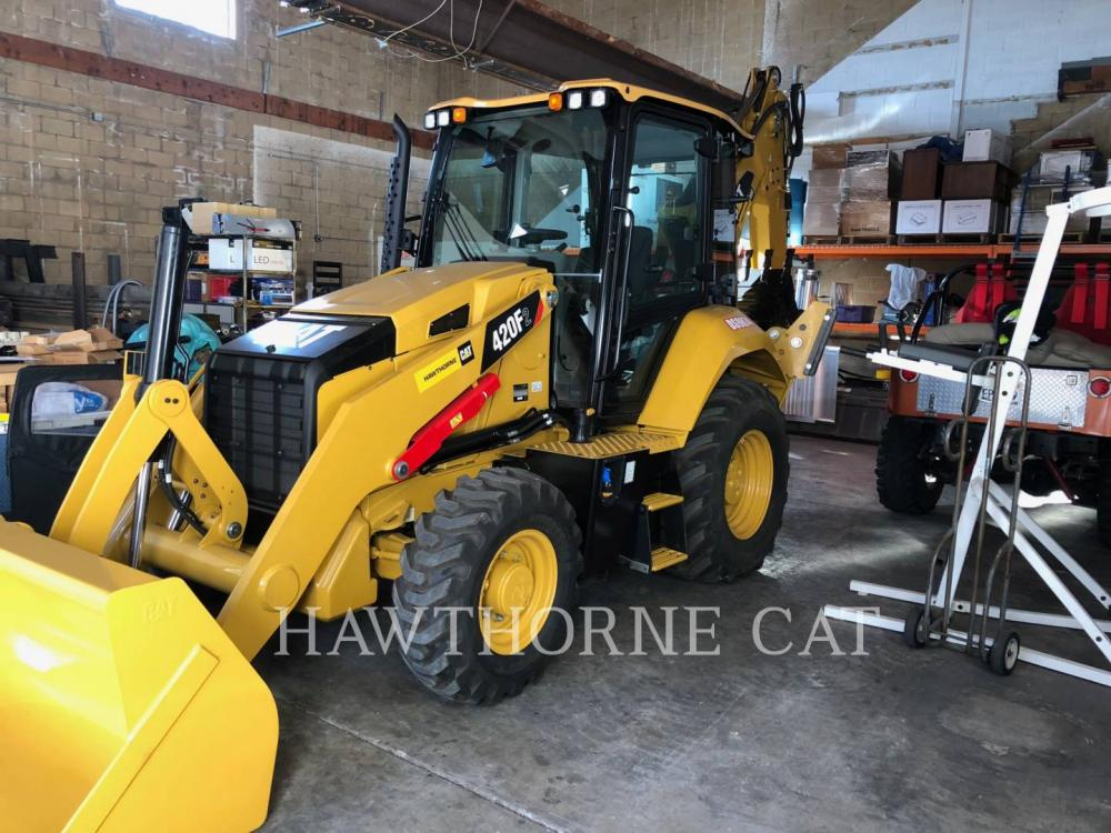 Detail photo of 2018 Caterpillar 420F II from Construction Equipment Guide