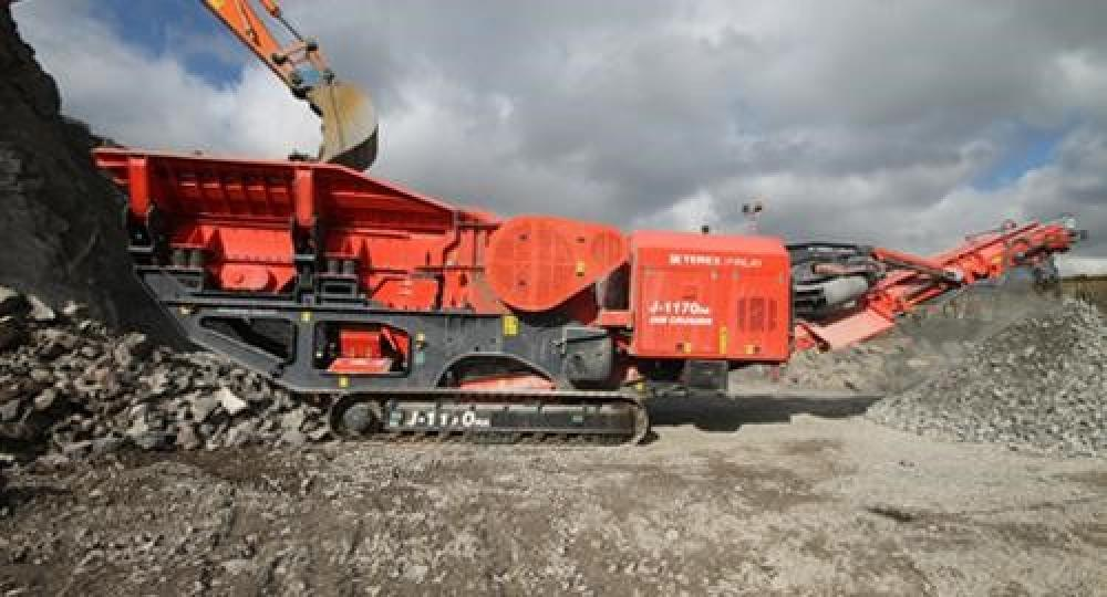 Detail photo of 2013 Terex J1170 from Construction Equipment Guide