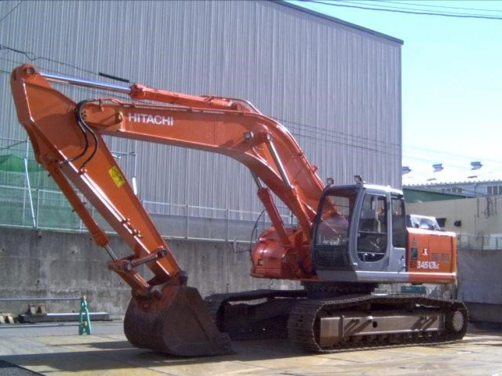 Detail photo of 2001 Hitachi EX345USRLC from Construction Equipment Guide