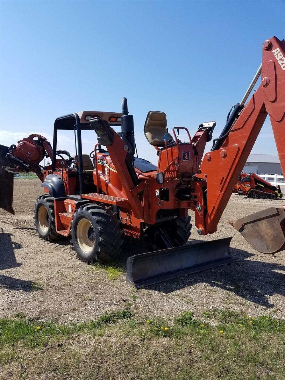 Detail photo of 2004 Ditch Witch RT115H from Construction Equipment Guide