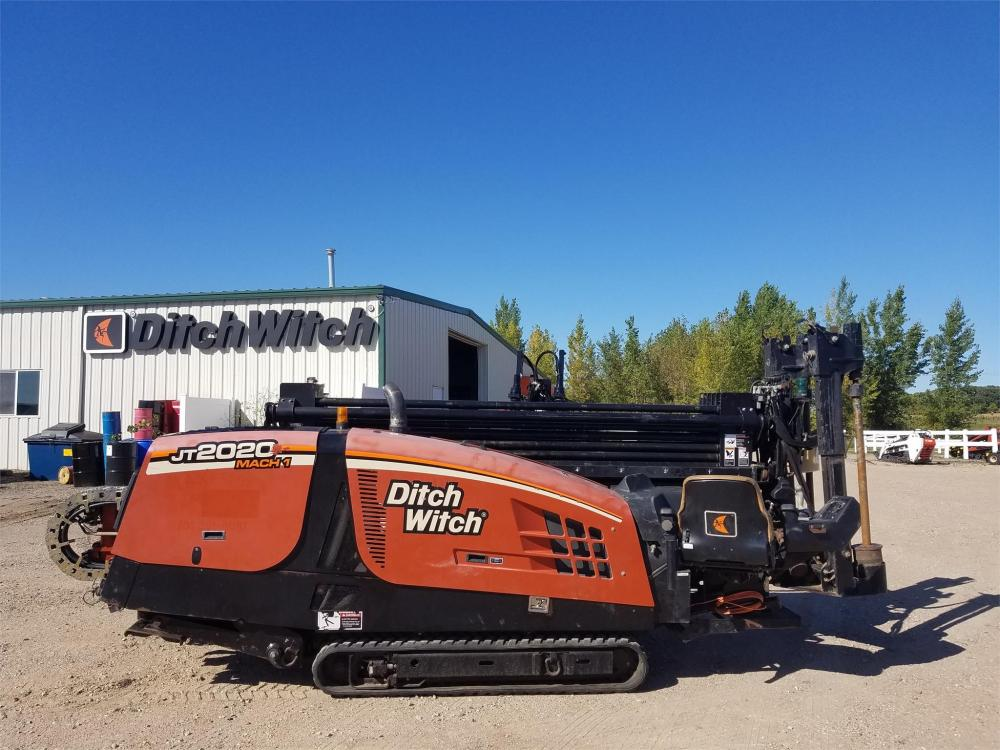 Detail photo of 2011 Ditch Witch JT2020 MACH 1 from Construction Equipment Guide
