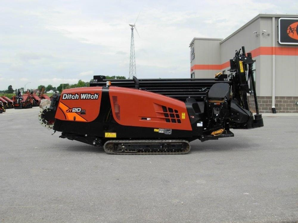 Detail photo of 2018 Ditch Witch JT20XP from Construction Equipment Guide