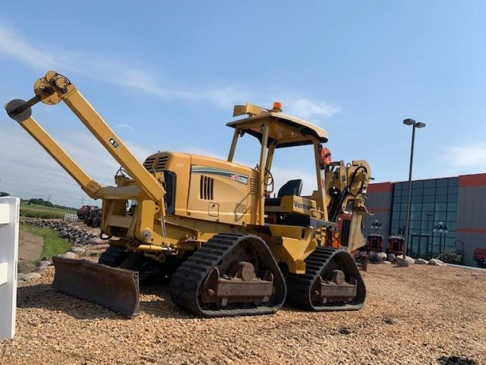 Detail photo of 2007 Vermeer RTX1250 from Construction Equipment Guide