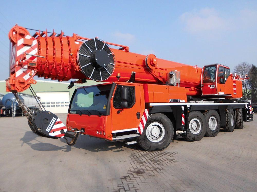 Detail photo of 2014 Liebherr LTM 1225 from Construction Equipment Guide
