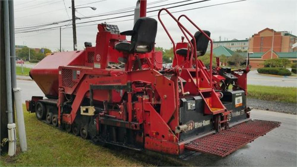 Detail photo of 2003 Blaw Knox PF4410 from Construction Equipment Guide