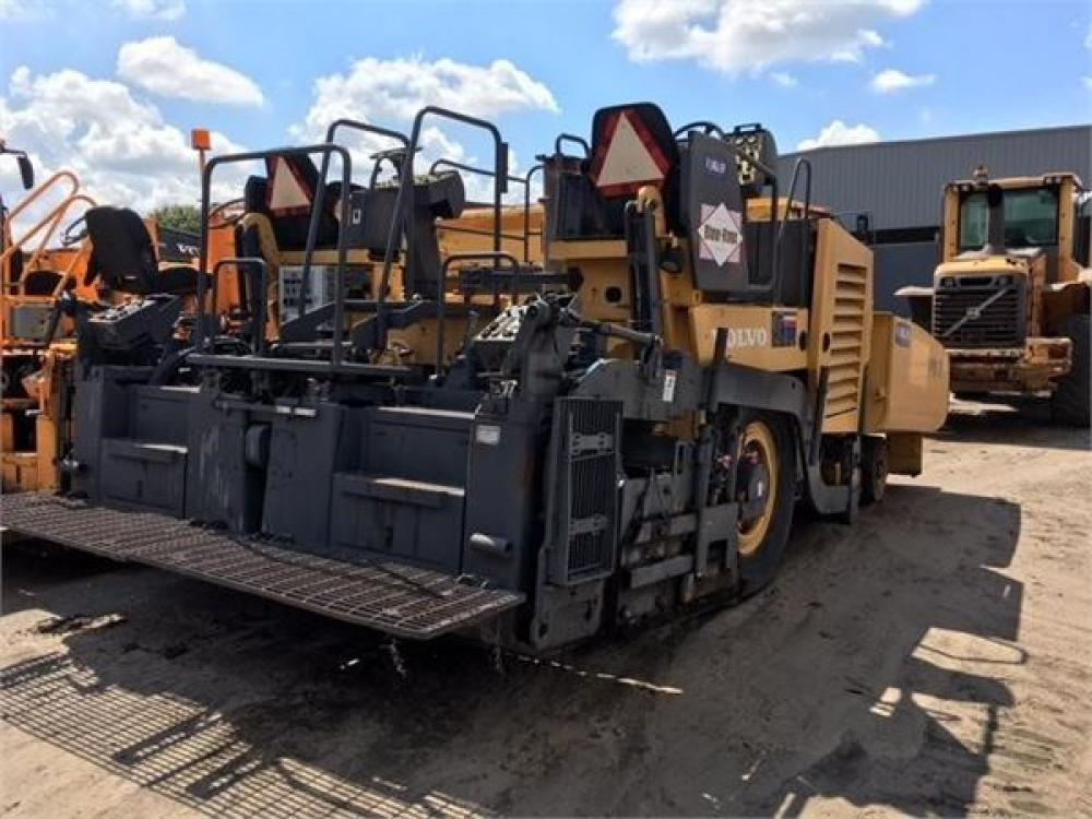 Detail photo of 2008 Volvo PF6160 from Construction Equipment Guide