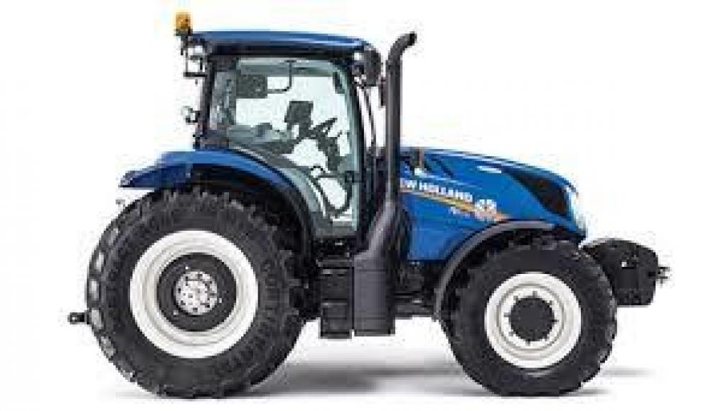 Detail photo of 2017 New Holland T6.180 from Construction Equipment Guide