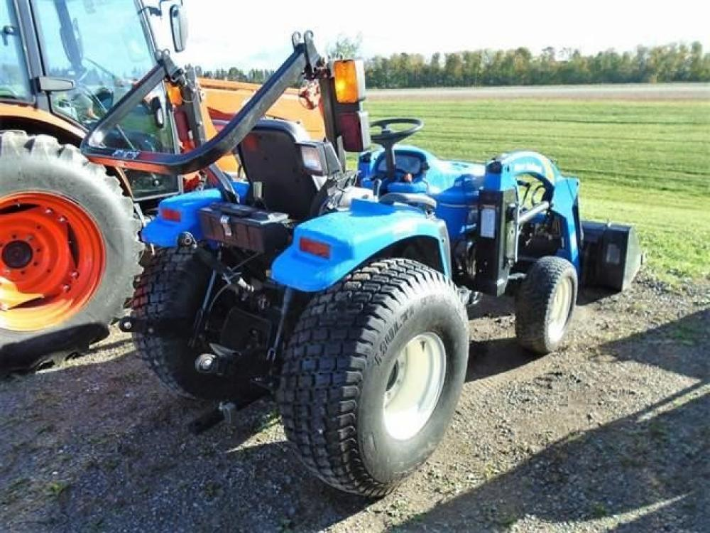 Detail photo of 2008 New Holland T2220 from Construction Equipment Guide
