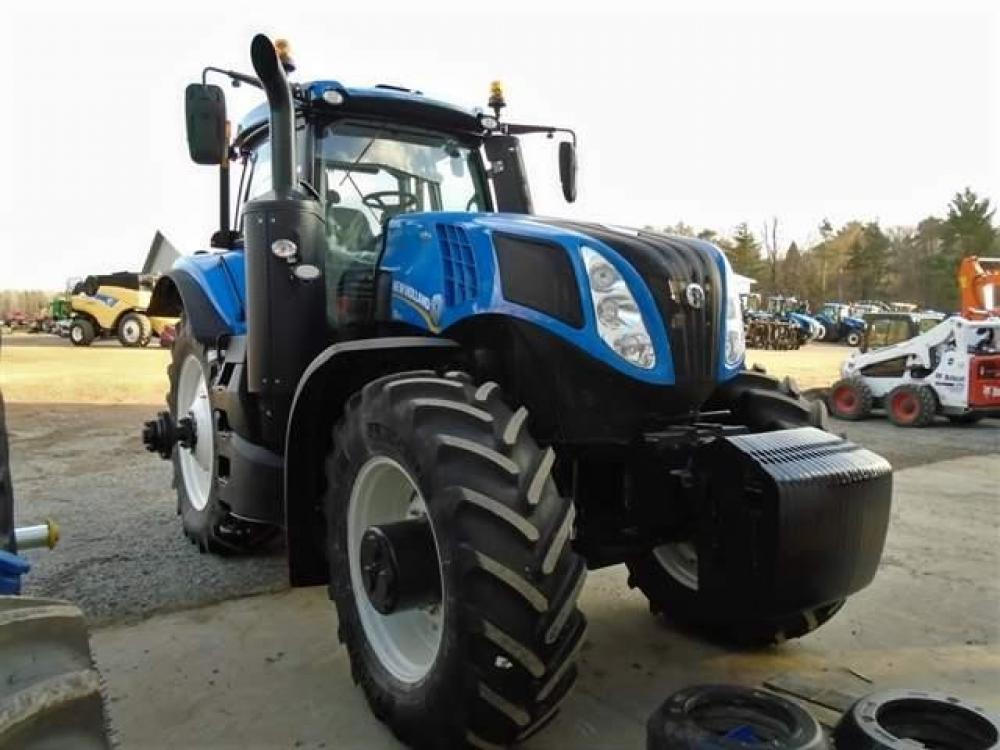 Detail photo of 2018 New Holland T8.410 from Construction Equipment Guide