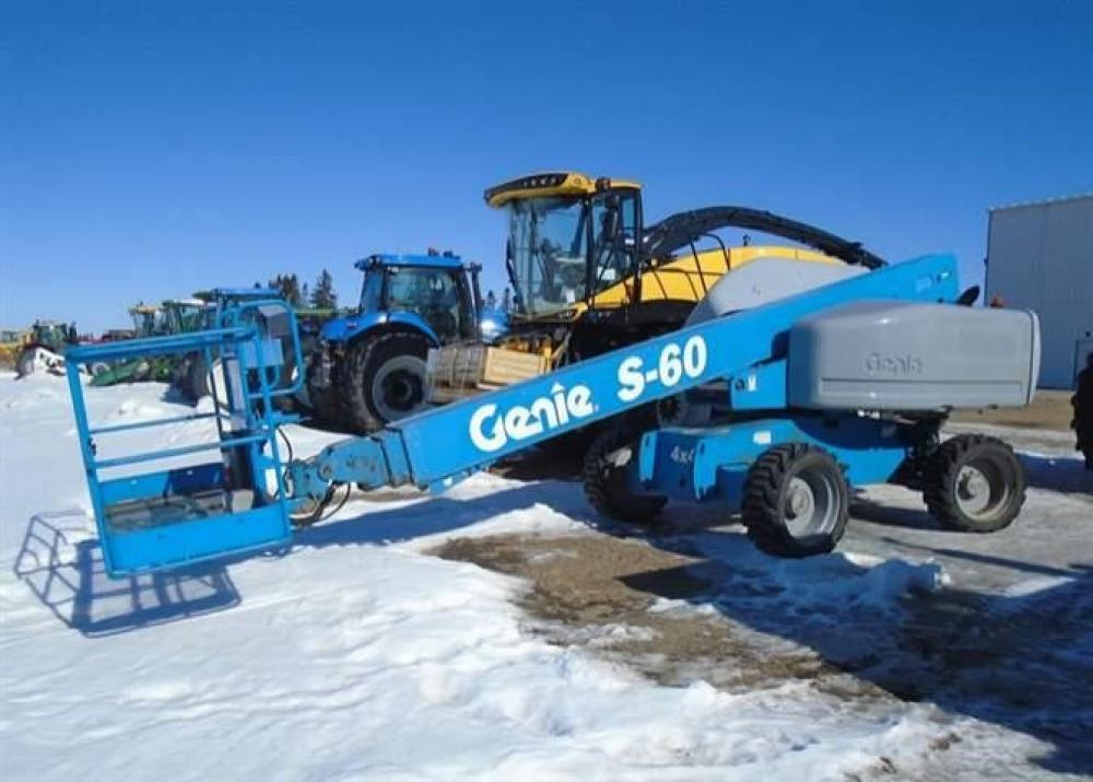 Detail photo of 2006 Genie S-60 from Construction Equipment Guide