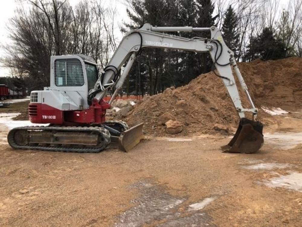 Detail photo of 2007 Takeuchi TB180FR from Construction Equipment Guide