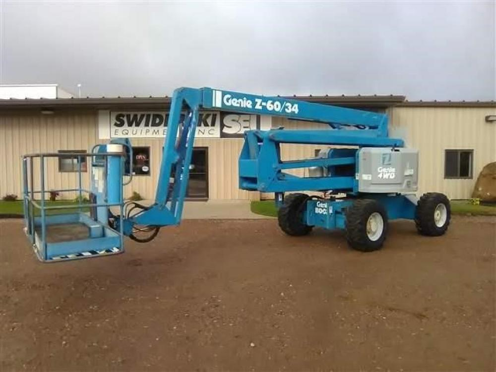 Detail photo of 1996 Genie Z-60/34 from Construction Equipment Guide