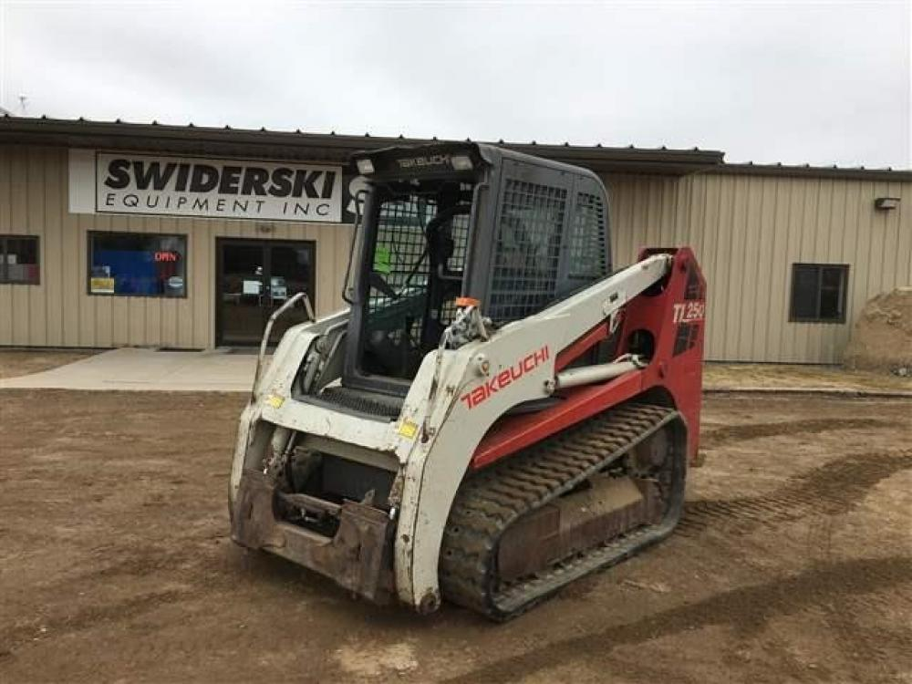 Detail photo of 2008 Takeuchi TL250 from Construction Equipment Guide