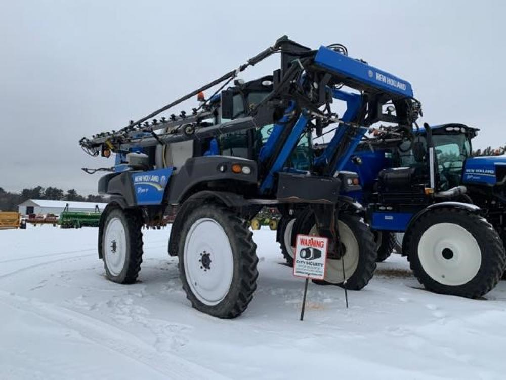 Detail photo of 2013 New Holland SP.240F from Construction Equipment Guide
