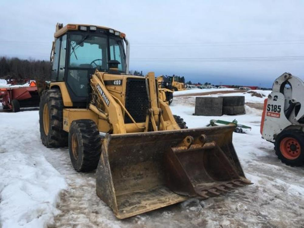 Detail photo of 1994 John Deere 410D from Construction Equipment Guide