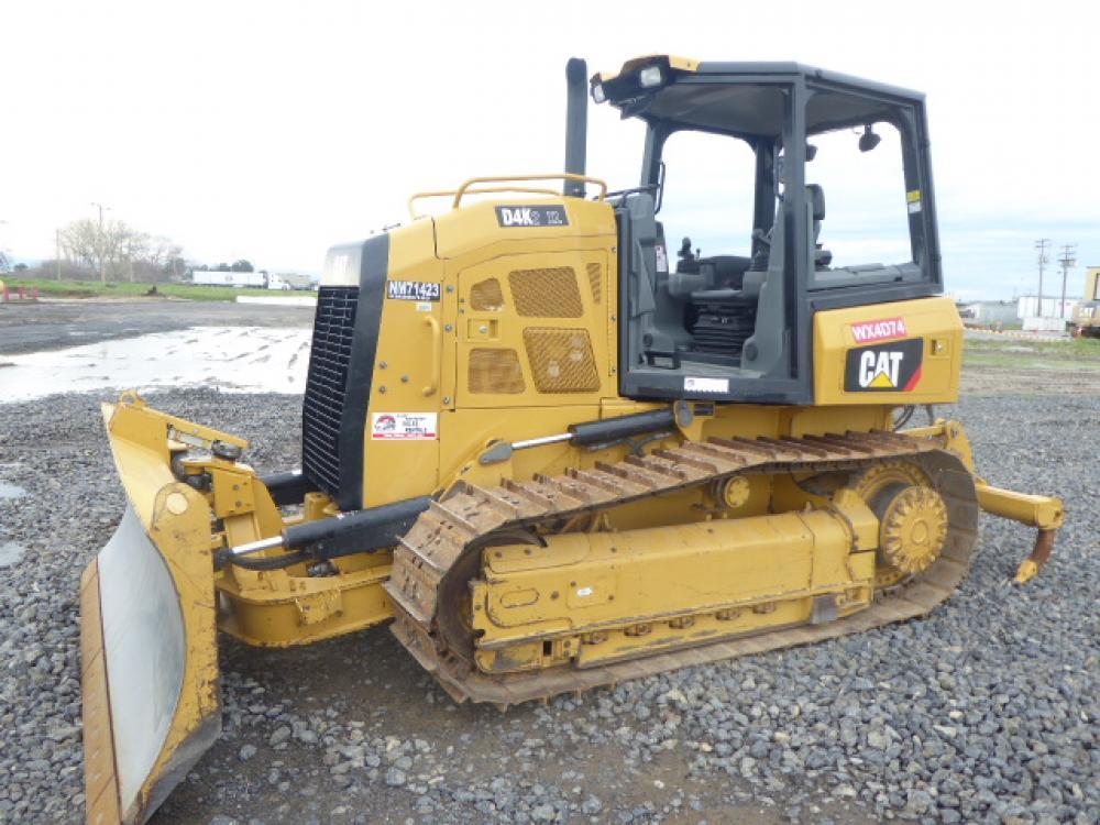 Detail photo of 2015 Caterpillar D4K2 XL from Construction Equipment Guide