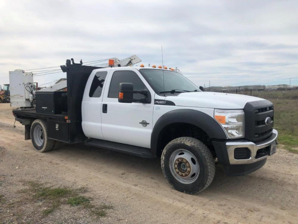 Detail photo of 2014 Ford F-450 XL from Construction Equipment Guide