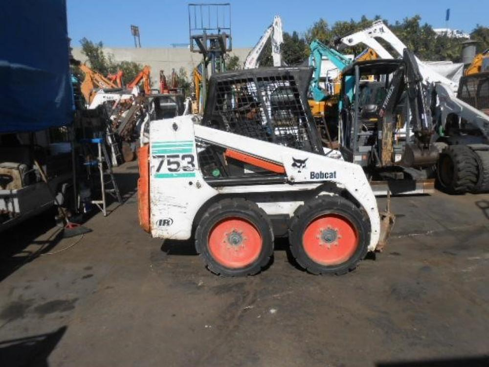 2000 Bobcat 753 For Sale 20352005 From Rexin Equipment 9146 Ceg