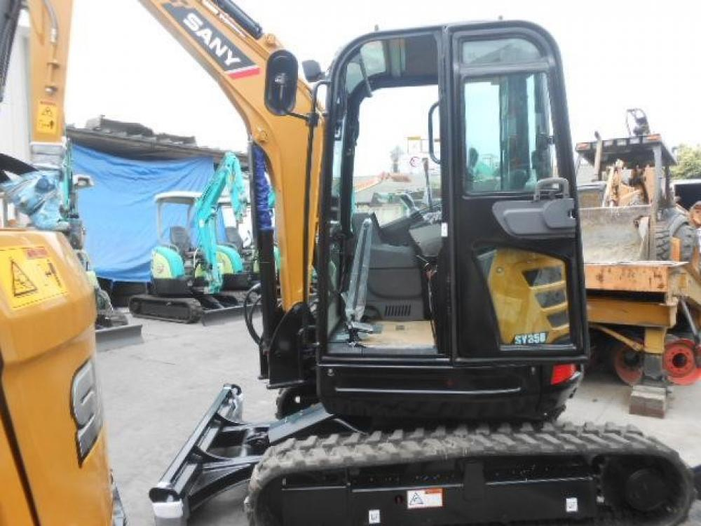 2018 Sany SY35U For Sale (20294835) from Rexin Equipment [9146] | CEG
