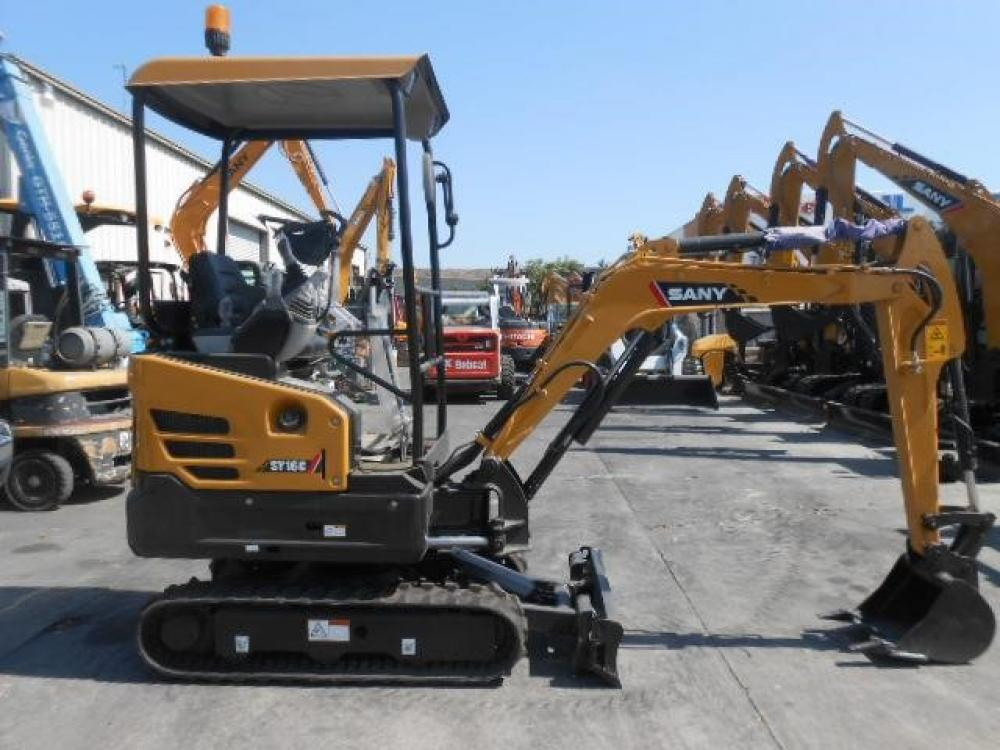 Detail photo of 2017 Sany SY16C from Construction Equipment Guide