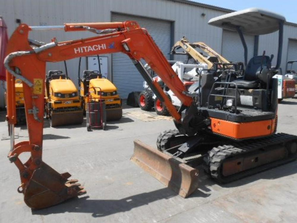 Detail photo of 2007 Hitachi ZX30U from Construction Equipment Guide