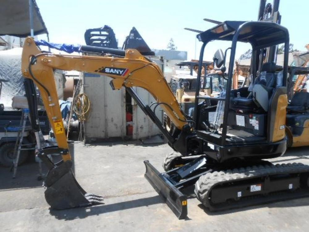 Detail photo of 2018 Sany SY26U from Construction Equipment Guide