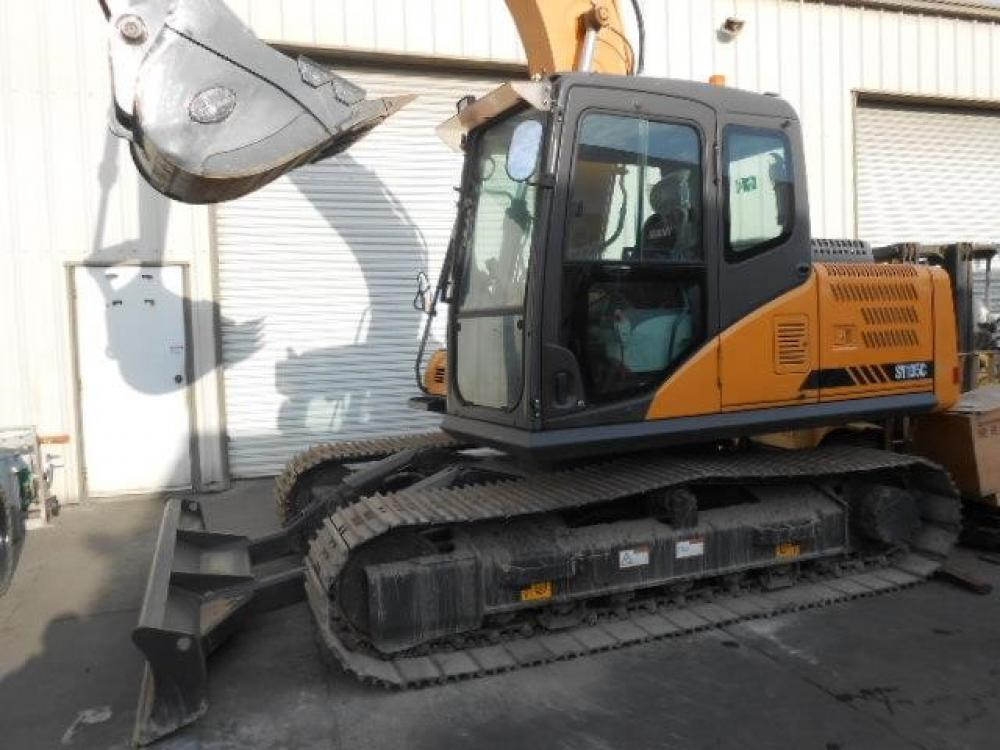 Detail photo of 2016 Sany SY135C from Construction Equipment Guide
