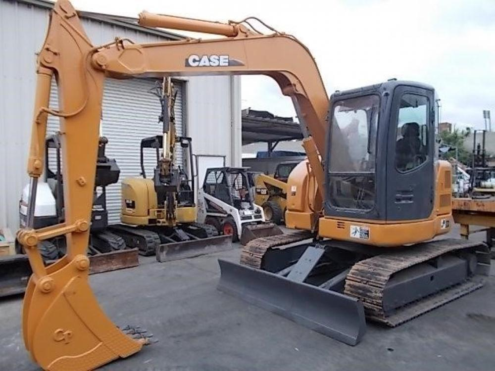 Detail photo of 2006 Case CX75SR from Construction Equipment Guide