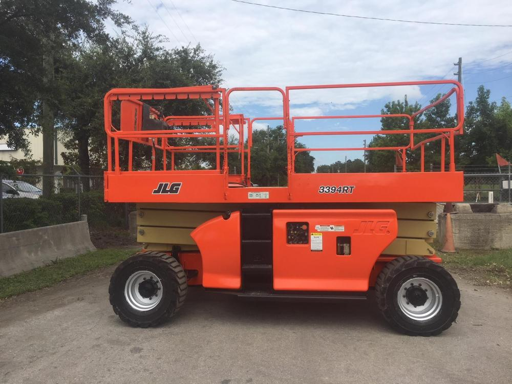 Detail photo of 2007 JLG 3394RT from Construction Equipment Guide