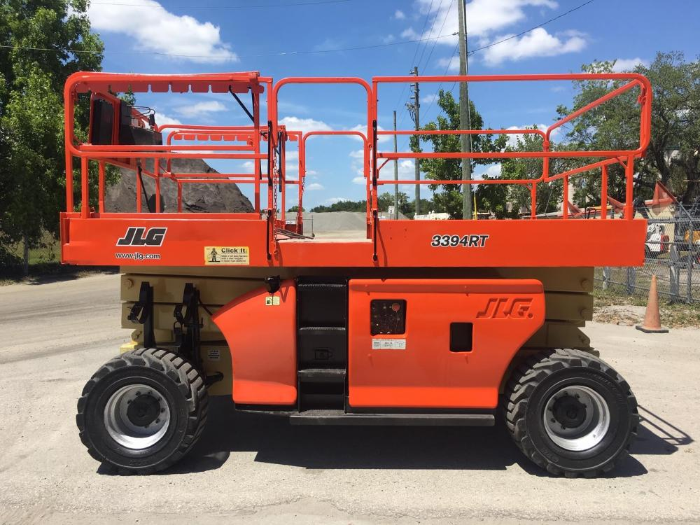 Detail photo of 2008 JLG 3394RT from Construction Equipment Guide