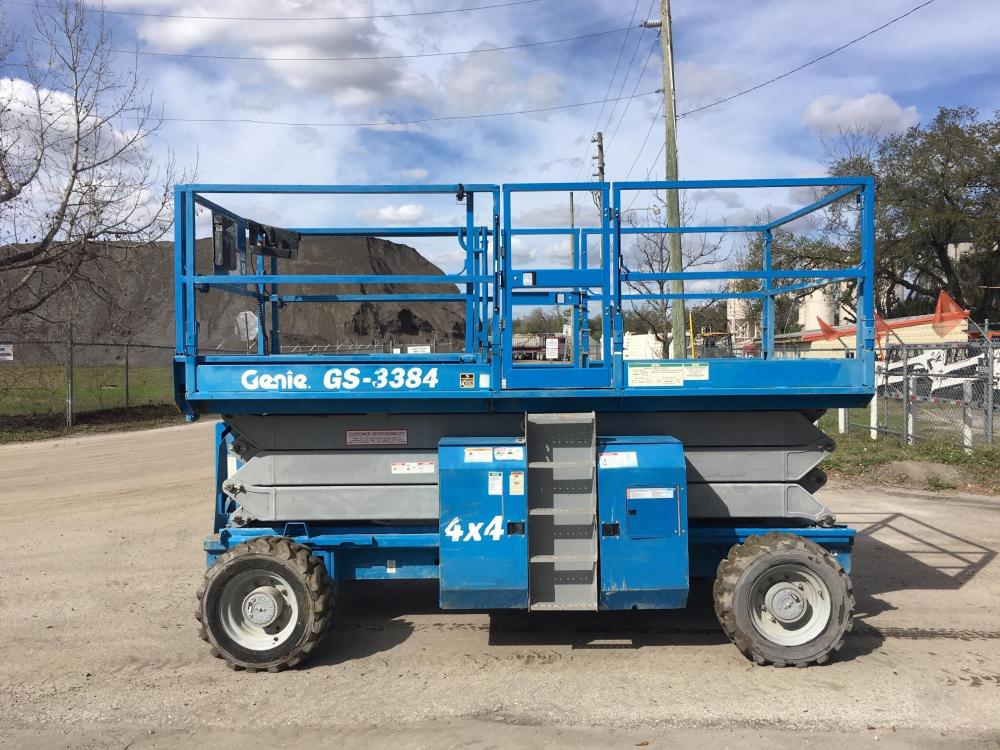Detail photo of 2007 Genie GS-3384RT from Construction Equipment Guide