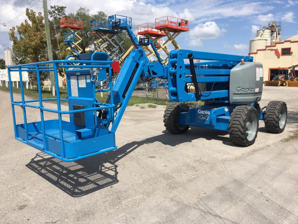 Detail photo of 2008 Genie Z-45/25J from Construction Equipment Guide